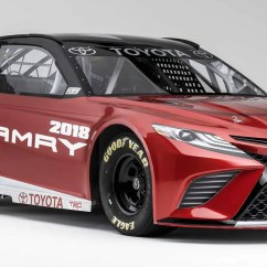 Brand New Camry 2018 Price Grand Avanza 1.3 G M/t Basic Toyota 39s Nascar Quite Possibly Wants To Eat You