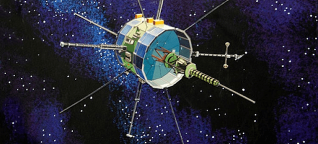 The Plan to Resurrect NASA's Long-Lost Satellite Has Failed