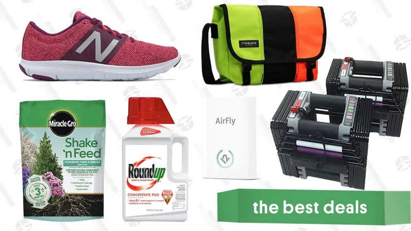xqkl1s6ftelw1rglwrks - Timbuk2, Lawn Care Essentials, Twelve South's AirFly, and More