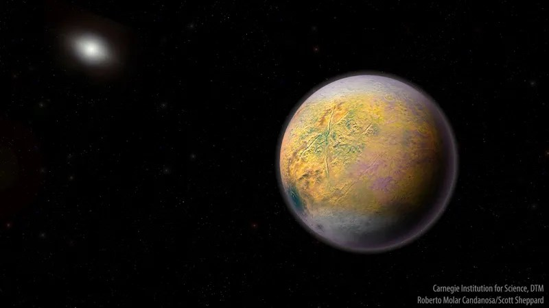 discovery of goblin solar