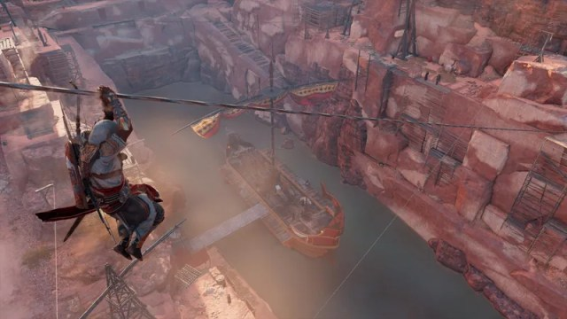 Assassin's Creed Origins' New DLC Is Just More Assassin's