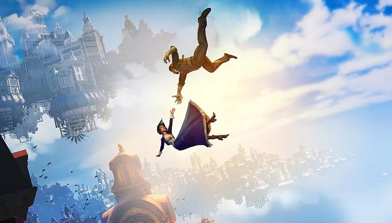 Bioshock Infinite Falling Wallpaper Bioshock Infinite Lives Lived Will Live Up To Most Of