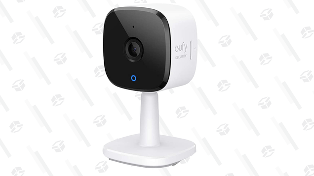 iuteehsnqgkb2idpxruf Keep a Close Eye On Your Home With This Eufy 2K Security Camera for $30 | Gizmodo