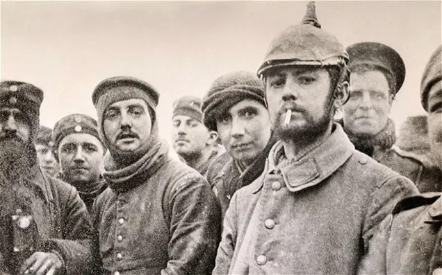 The Real Story Behind the 1914 Christmas Truce in World War I