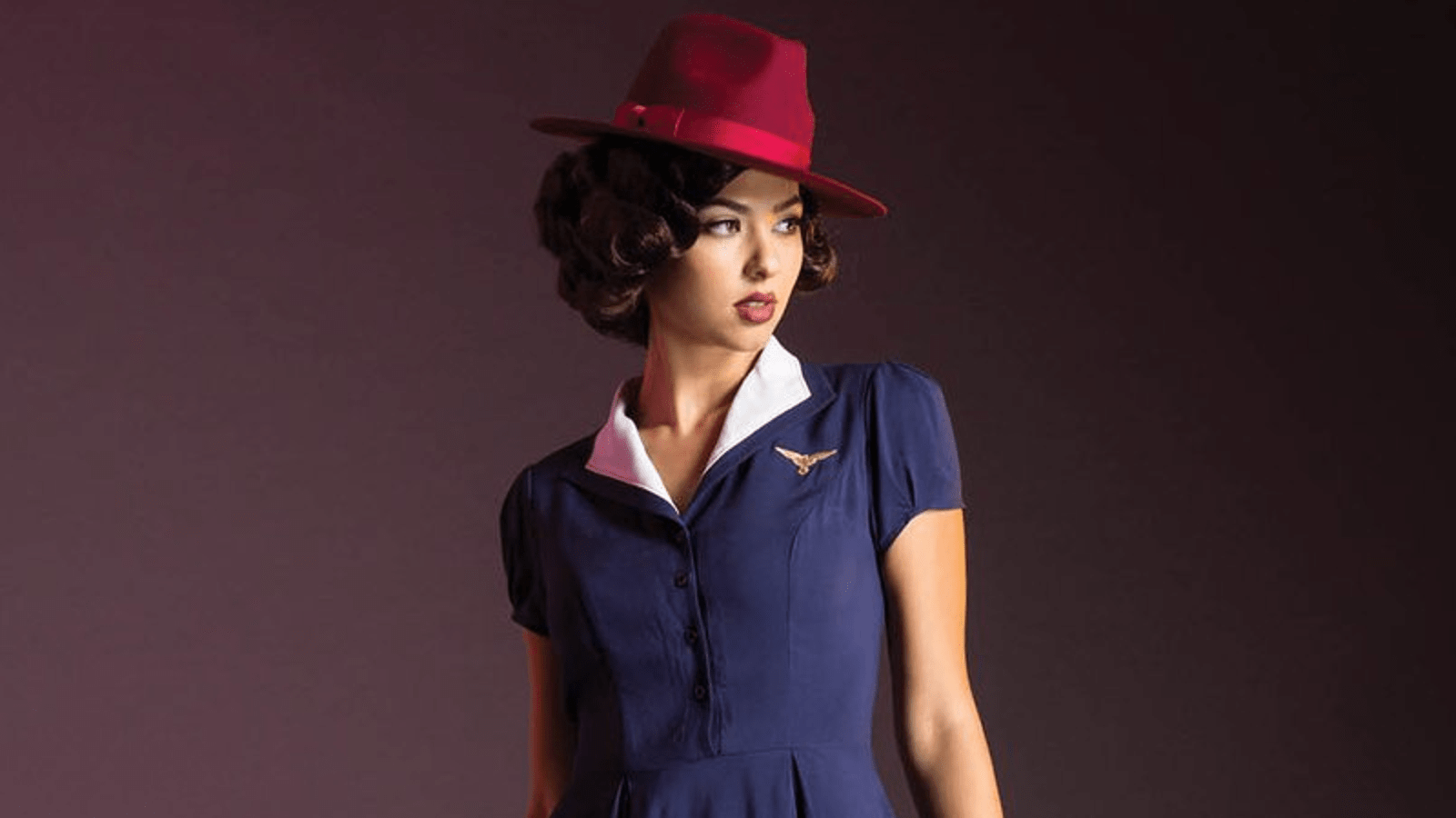 Oh My God This Agent Carter Dress