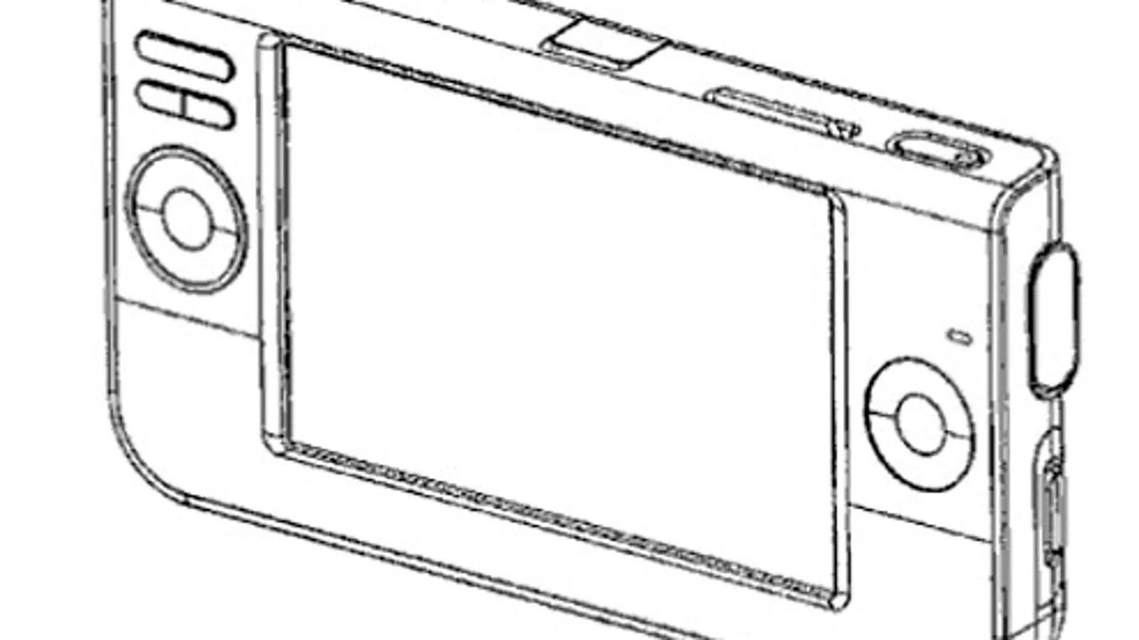 Creative Patent Looks Like an Internet Tablet, Digital