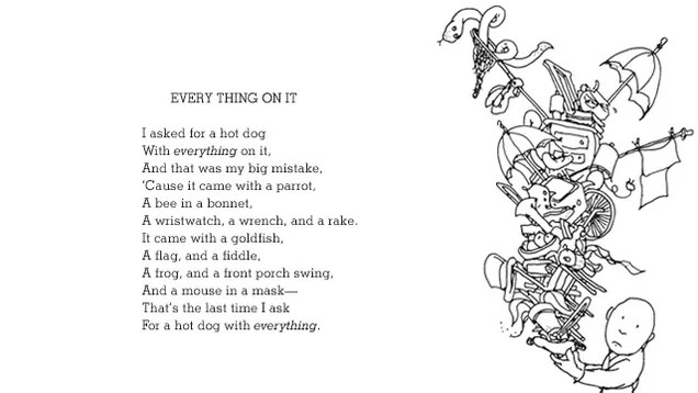 New Poems From Shel Silverstein