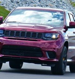 how jeep made the grand cherokee trackhawk strong enough to survive 707 horsepower [ 1600 x 900 Pixel ]