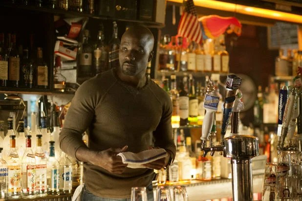 Here's Our First Official Look at Luke Cage and the Purple Man in Jessica Jones