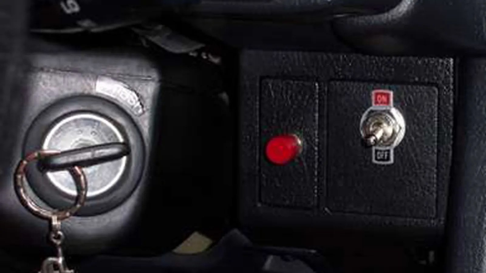 DIY Push Button Ignition And Engine Kill Switch