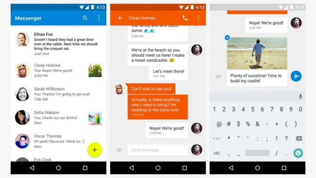 Google Messenger 2.0.069 (3402275-36.phone) Beta Apk Mod Version Latest