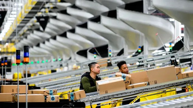 l1nq6vsibltcxkimon12 Amazon Workers Want Paid Time Off to Vote | Gizmodo