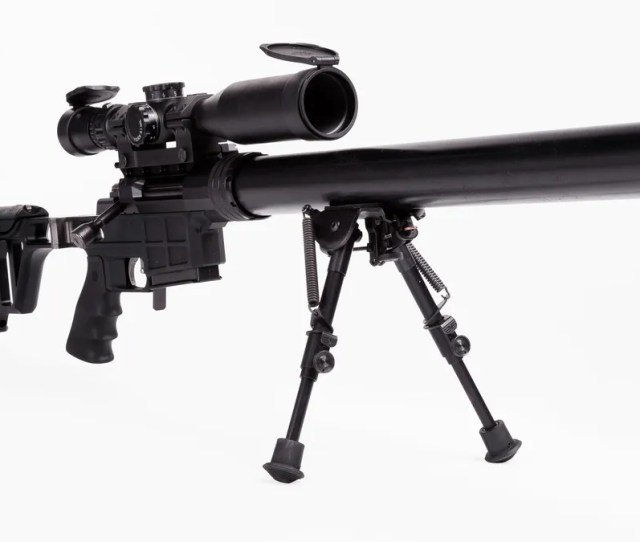 This Russian Company Plans A Sniper Rifle That Can Fire Rounds At Mach 5 83