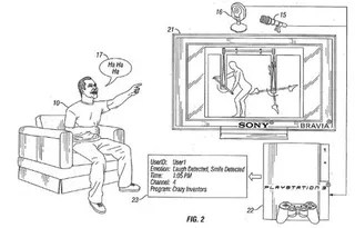 Sony PS3 Laugh Detector Patent Has Very Juvenile Sense of