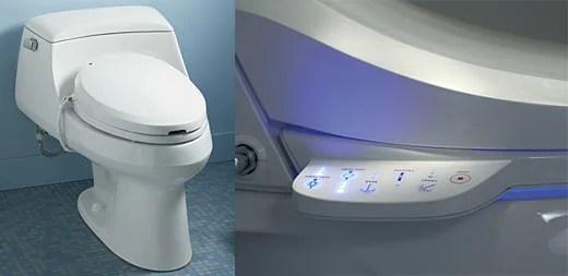 Kohler C3 Series Toilet Seats Offer Hands-Free Butt ...