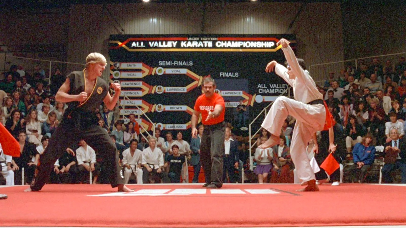 YouTube Red Is Making a Karate Kid Sequel Series Called