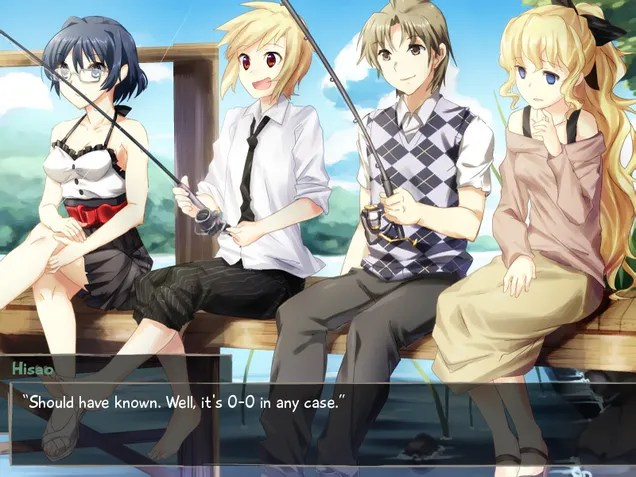 anime dating games for