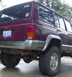 jeep xj 5 inch lift 31 [ 1200 x 675 Pixel ]
