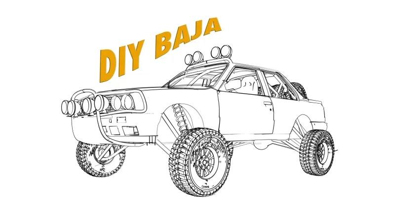 DIY BAJA: How We Built The Baja Pig!