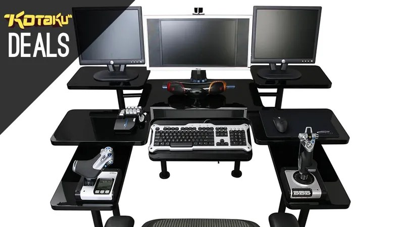 Whats The Best Desk For Gaming