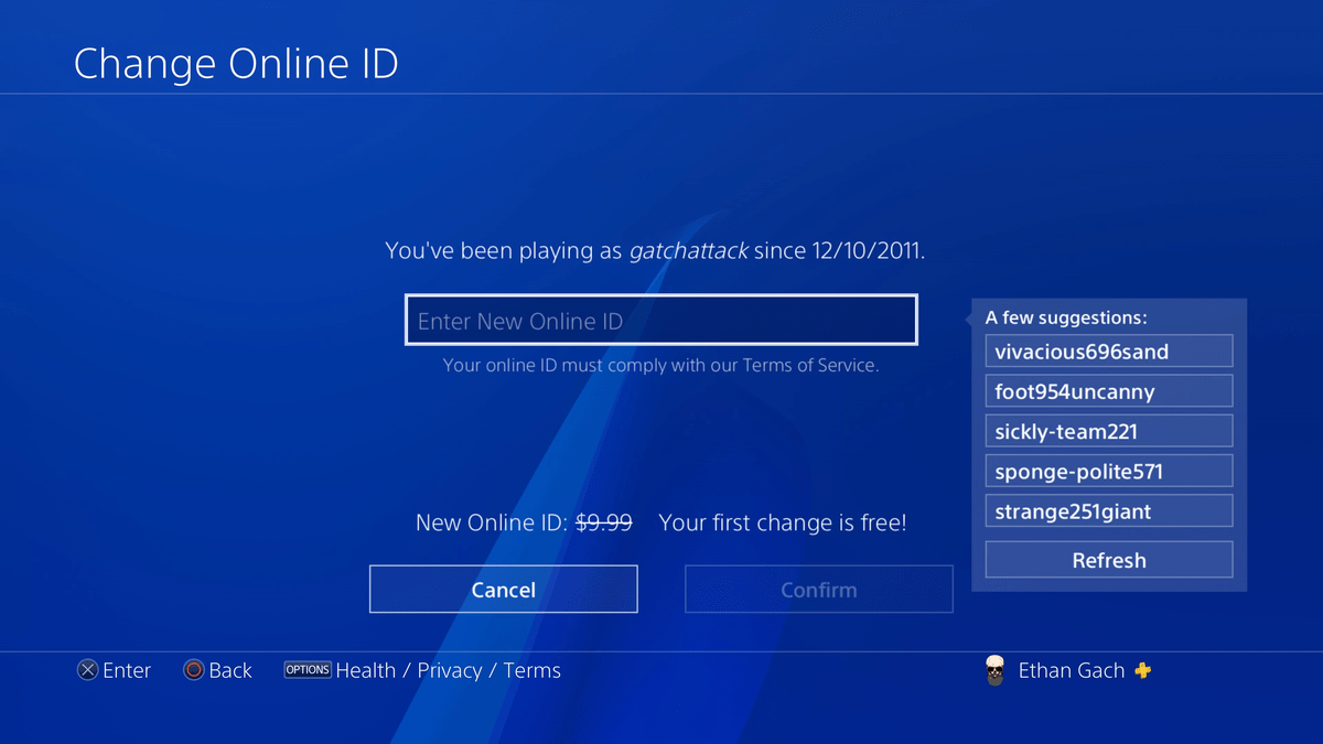playstation is really bad