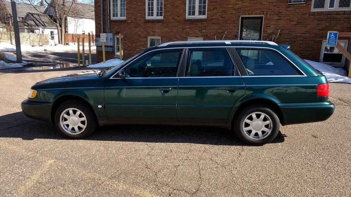 hight resolution of for 2 800 could this 1996 audi a6 avant quattro be your worry free ride