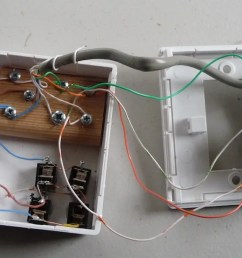 set up a low tech whole house speaker system through existing phone lines [ 1200 x 675 Pixel ]