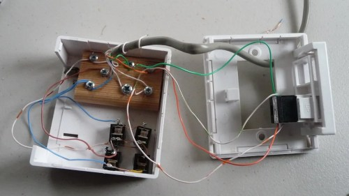 small resolution of set up a low tech whole house speaker system through existing phone lines
