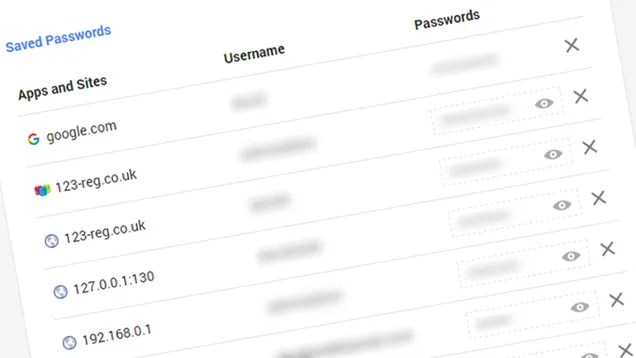 How To View Your Saved Chrome Passwords