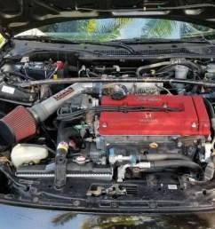 1997 honda del sol engine [ 1200 x 675 Pixel ]