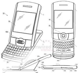 New RIM Patents Hint at New Blackberry Form Factors