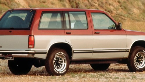 small resolution of lifted 1985 chevy blazer
