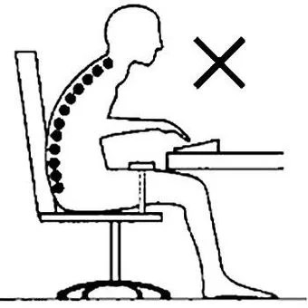 posture gaming chair caravan zero gravity study of gamers returns predictable results