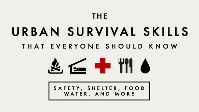 MacGyver, Survivalist, or Stockpiler: The Urban Survival