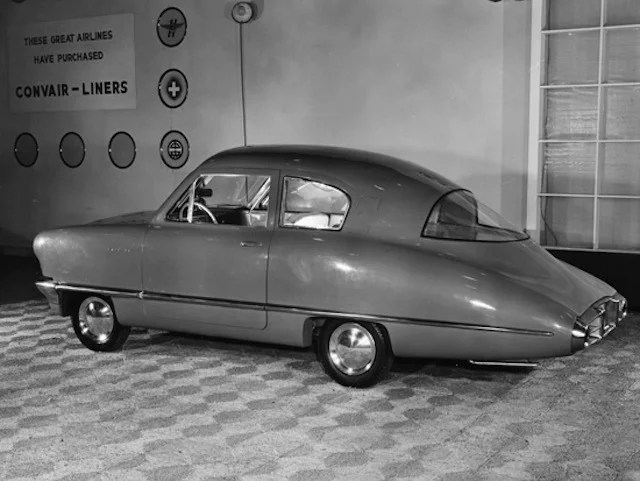A Treasury of Flying Cars from the Golden Age of Aviation