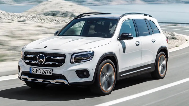 pknpp1idtmtaopjbhzeh - The Mercedes-Benz GLB Can Seat Seven Without Being Grotesquely Enormous