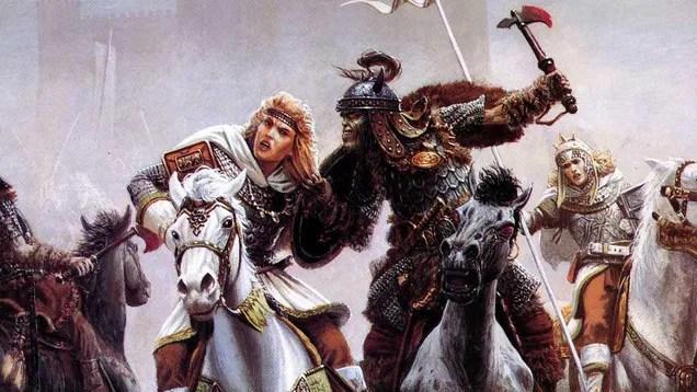 <div></noscript>Dungeons & Dragons & Novels: Revisiting Darkwalker on Moonshae</div>