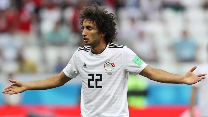 Illustration für den Artikel mit dem Titel Serial Sexual Harasser Amr Warda darf wieder in die ägyptische Nationalmannschaft