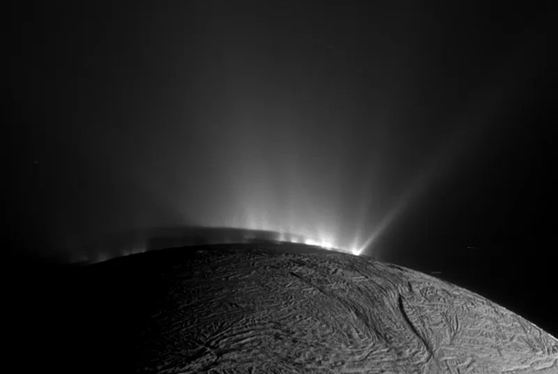 Everything You Need to Know About Cassini's Final Enceladus Flyby