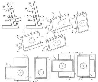 iPhone Docking Station Patent Application Shows Multi