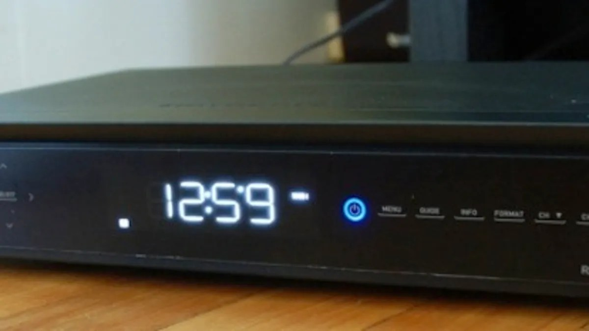 hight resolution of cox dvr