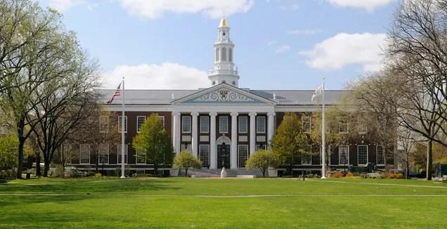 Harvard instaló cámaras ocultas para medir la atención de sus alumnos