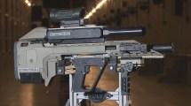 New Future Gun Military Weapons