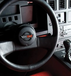 the chevrolet corvette c4 s doug nash 4 3 manual transmission is mechanical wizardry [ 1600 x 900 Pixel ]
