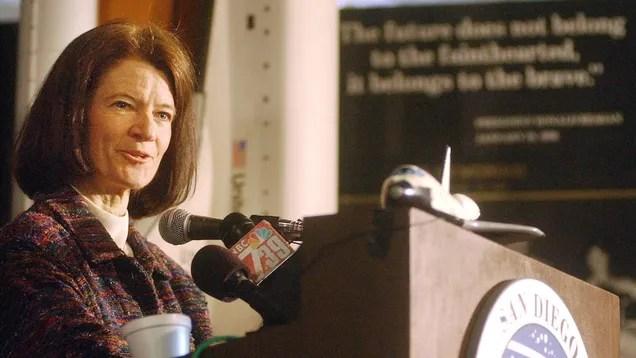 Sally Rides Obituary Announces She Was A Lesbian