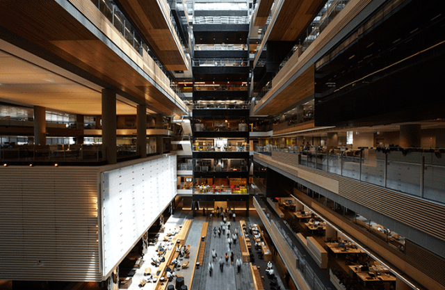 En el interior de las 11 oficinas mejor diseñadas del año