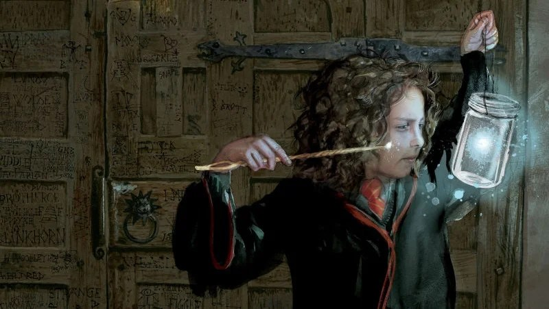 Las fascinantes ilustraciones de la nueva edición de Harry Potter y la Piedra Filosofal