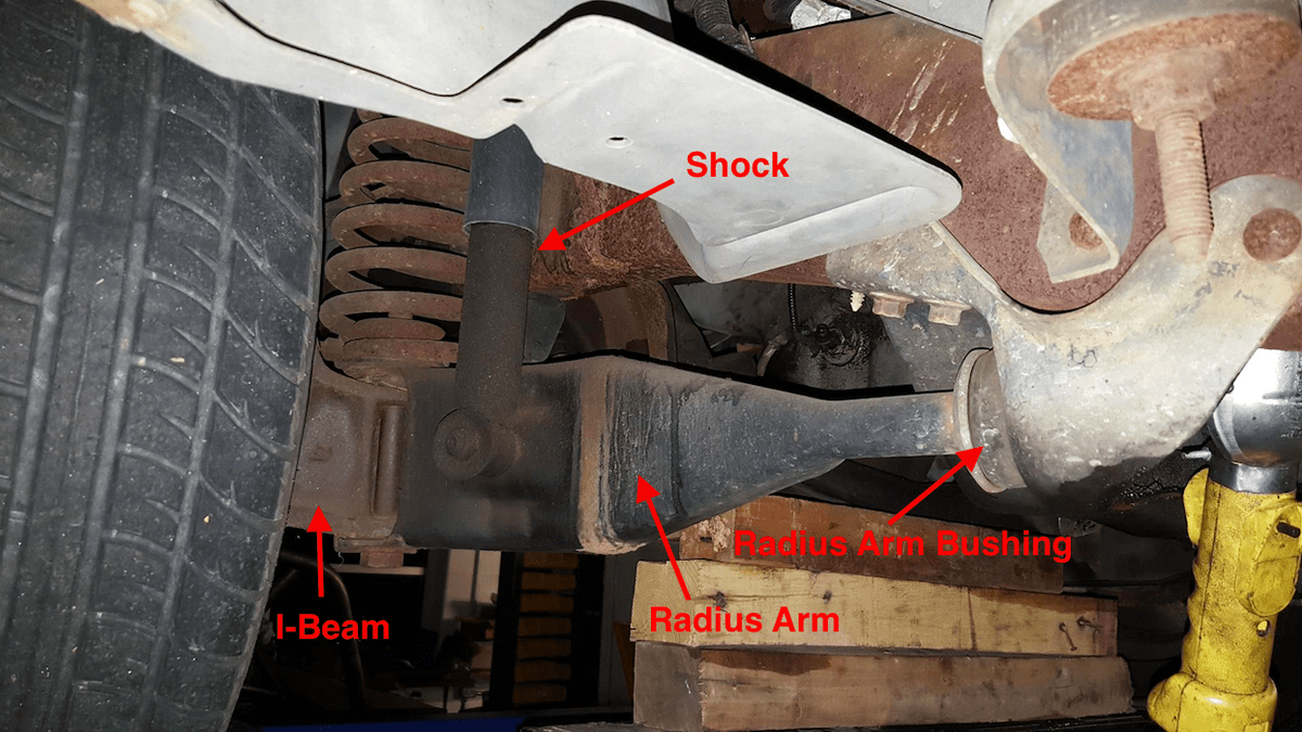 hight resolution of 1991 f150 front axle diagram