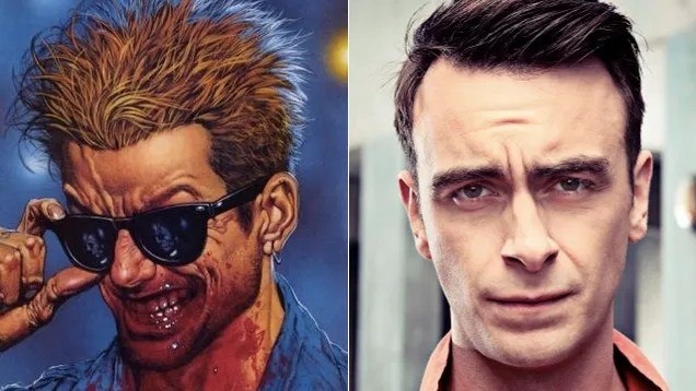 Preacher's Hard-Drinking Irish Vampire Cassidy Has Been Found