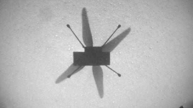 c527b784b27ce87185e60fc98cb3db90 NASA's Ingenuity Helicopter Nails Its Seventh Flight on Mars   Gizmodo